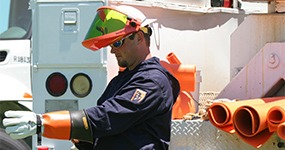 chemical protective equipment