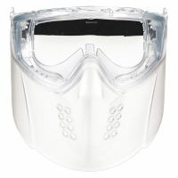 MSA Vertoggle Faceshield Goggle Assembly, Clear Visor - 10150069