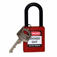 BRADY Nylon Lockout Padlocks