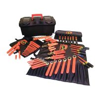 Insulated Tool Kit - 60 Piece Hot Box Tool Kit
