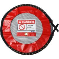 Brady Ventilated Lockable Confined Space Cover