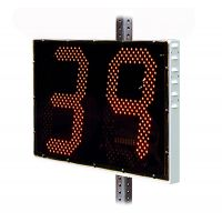 Stalker Pole Mounted Speed Display Radar - PMD