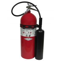 Fire Extinguisher Amerex 20 lb CO2 - Model 332