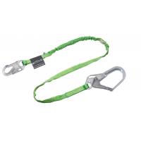 Miller Shock-Absorbing Single-Leg Lanyard - 219WRS