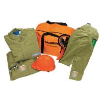 Salisbury PRO-WEAR® SK40PLT Arc Flash Kits 40 Cal Light Weight with Cooling System
