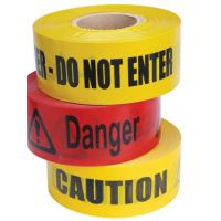 Barricade Warning Tape