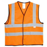 3M Safety Vest Orange , Large Size
