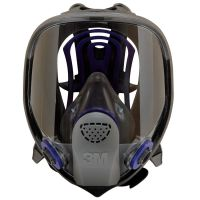 3M™ Ultimate FF-400 FX Full Facepiece Reusable Silicone Mask Respirator