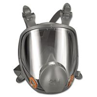 3M™ Full Facepiece Reusable Full Face Mask Respirator 6000