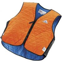 Hyperkewl Evaporative Cooling Vest, Hi-Viz Orange