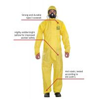 AlphaTec® 2300 PLUS Chemical Resistant Coverall