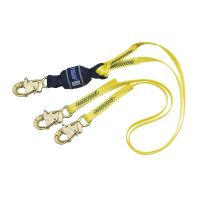 3M™ DBI-SALA® 1246161 Force2™ 100% Tie-Off Shock Absorbing Lanyard, 6ft