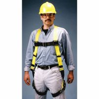 HONEYWELL 2XL FULL BODY SAFETY HARNESS NON-STRETCHABLE - 850-4/XXLYK