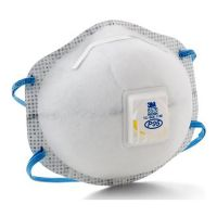 3M™ 8576 Particulate Mask Respirator, P95, with Nuisance Level Acid Gas Relief