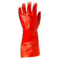Ansell AlphaTec® 15-554 Polyvinyl alcohol coating chemical-resistant gloves