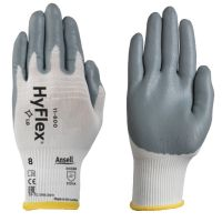 Ansell HyFlex 11-800 Foam Nitrile Palm Coated Knit Assembly Gloves