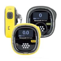 BW™ Solo SIngle Gas Serviceable Detector