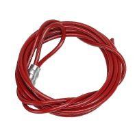 BRADY Plastic Coated Steel Cable 4.76mm x 3m, 800115