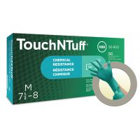 Ansell TouchNTuff® Disposable Powder-Free Nitrile Gloves-8 (MEDIUM)