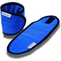Evaporative Cooling Wrist Wraps-Blue, One Size