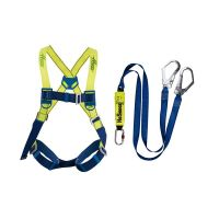 Safety Harness and Lanyard Kit