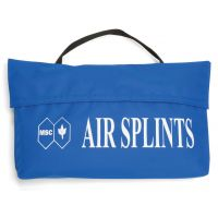 Junkin Inflatable Splint, Six Splint Kits