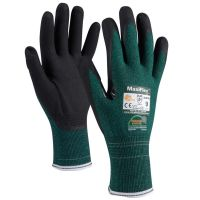ATG MaxiFlex® Cut™ Nylon, Micro-Foam Nitrile Grip Gloves 34-8743