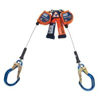 3M™ DBI-SALA® 3500231 Nano-lok twin-leg quick connect,8 ft. (b5) twin-leg lifelines with 3/16 (5mm)