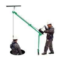 3M™ DBI-SALA® 8530252 4' - 7' Advanced™ Extendable Pole Hoist System