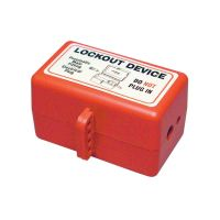 BRADY Combination Electrical and Pneumatic Plug Lockout