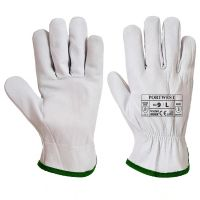 Portwest Oves Leather Driver Gloves (A260) Sheep Skin- Goatskin