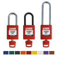 SafeKey Nylon Lockout Padlock