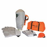 Salisbury Honeywell SK40 PRO-WEAR Arc Flash Clothing Kit 40 Cal/cm2 with Cooling System- SK40-C