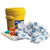 Brady SKO-20 Absorbents Spill Kit, 20 gal - Oil Only