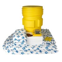 Brady SKO-95 Absorbents Spill Kit, 95 gal - Oil Only