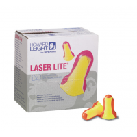 Laser Lite Single-Use Earplug, 200 Pair, 3301105