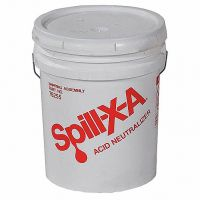 SPILL-X-A Acid Neutralizing/Solidifying Spill Treatment Agent 50 lb. 76255