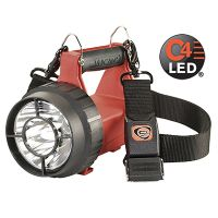Streamlight VULCAN LED RECHARGEABLE LIGHT LED ATEX STANDARD SYSTEM WITH QUICK RELEASE SHOULDER STRAP IEC TYPE C