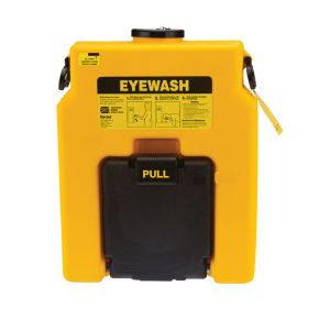 ENCON Eye Wash Station,14 Gallons, 01104050, 15 Minute Non-Injurious Stream 0