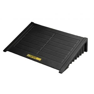 Justrite Ramp For 4 Drum Square EcoPolyBlend™ Spill Control Pallet - 28688