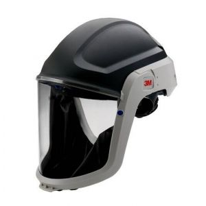 3M™ M-307 Versaflo™ Respiratory Hard Hat Assembly, with Premium Visor and Faceseal
