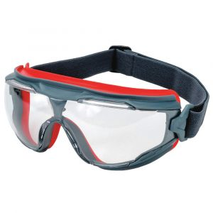 3M™ GoggleGear™ 500 Series, Clear Scotchgard™ Anti-fog lens