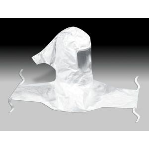 3M™ H-612 Sealed-Seam Hood Assembly, with Collar & Hard Hat