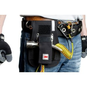 3M™ DBI-SALA® Hammer Holster, Belt with Hook2Quick Ring Coil Tether with Tail