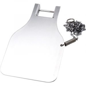 HAWS Stainless Steel Eyewash Foot Control -Foot Treadle-Assembly
