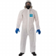 Ansell MICROGARD® 2000 AlphaTec® 2000 STANDARD White Disposable Coverall-Small